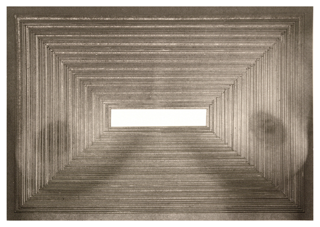 Golnar Adili, 'A Thousand Pages of Chest In A Thousand Pages of Mirror-Orthagonal', 2010, Imlay Gallery