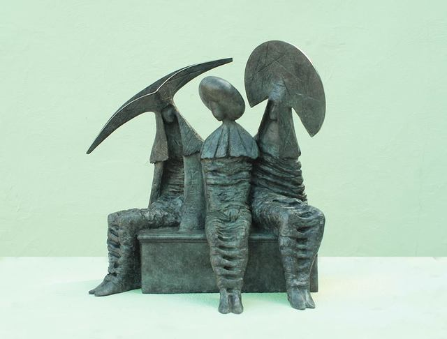 Philip Jackson, 'Venetian Whispers', Catto Gallery
