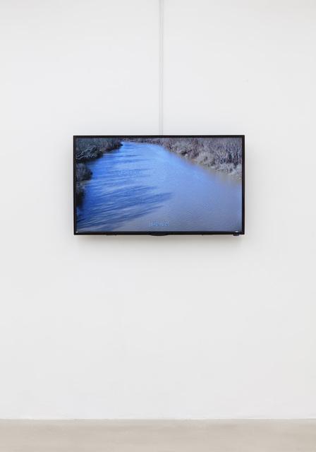, 'A River Called Death,' 2017, American Medium