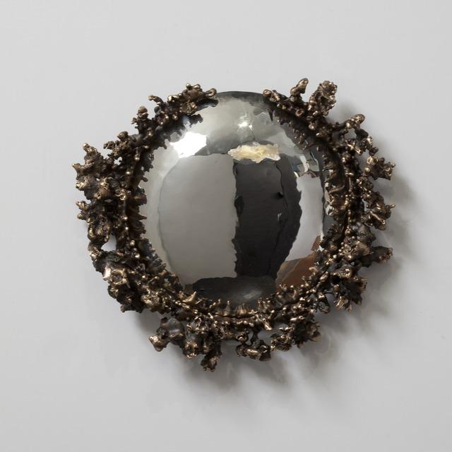 , 'Popcorn Handmade Mirror,' 2014, Maison Gerard