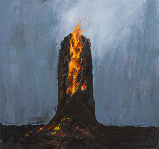 , 'Summer 2017: Flame,' 2017, Russo Lee Gallery