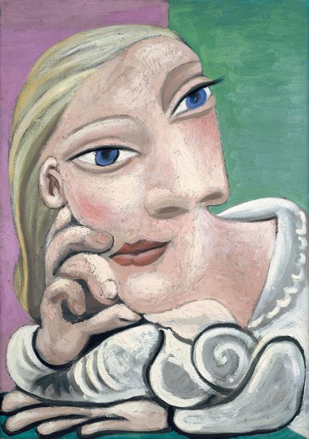 , 'Marie-Thérèse accoudée,' 1939, Gagosian