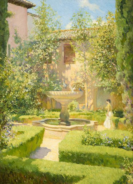 , 'Granada,' 1909, Godel & Co.