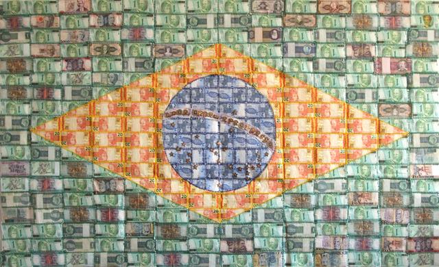 , 'Amor, Ordem e Progresso Projeto de Arte Financeira 3,' 2013, Baró Galeria