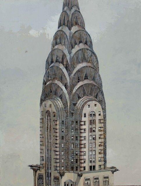 , 'Chrysler Building,' , Hugo Galerie