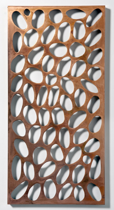 , 'Copper Nest,' 2013, Pan American Art Projects