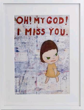 , 'OH!MY GOD!I MISS YOU,' , Gin Huang Gallery