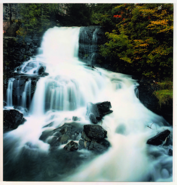 , 'Untitled (Waterfall),' 2001, The Metropolitan Museum of Art