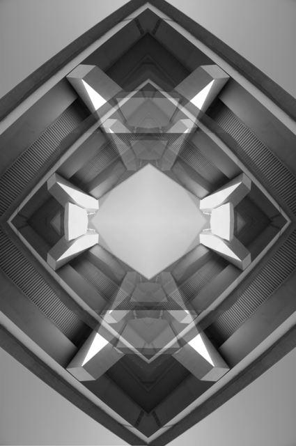 , 'Disorientation III,' 2017, Helikon Gallery & Studios