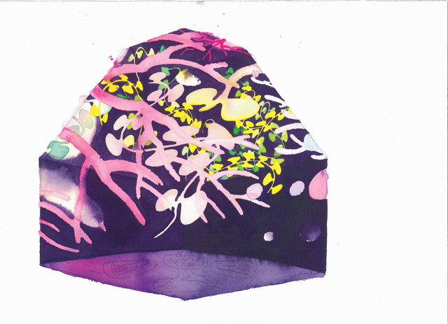 , 'Sora-Plot-3-b,' 2013, Aki Gallery