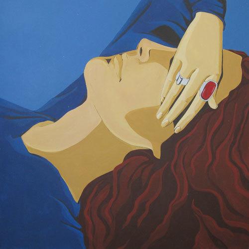 Simin Keramati, 'You Are A Bad Girl 4', 2009, Advocartsy