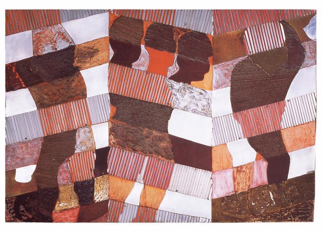 , 'Triptych,' , Myrine Vlavianos Arte Contemporânea