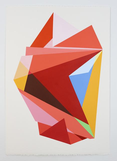 Rachel Hellmann, 'Interval', 2019, Elizabeth Houston Gallery