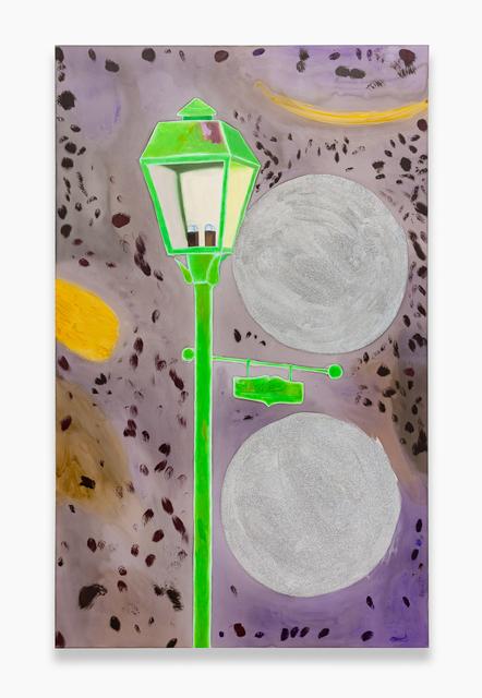 , 'Lamppost (Me),' 2019, Night Gallery