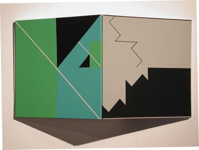 , 'objektbild 21/MM,' 2003, Edition & Galerie Hoffmann