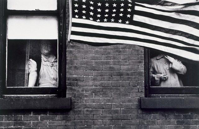 Robert Frank, 'Parade - Hoboken, New Jersey,' 1955, MOCA, Los Angeles