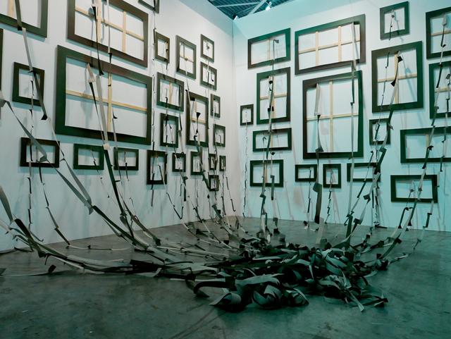 , 'Last Session,' 2015, Galerie Laurence Bernard