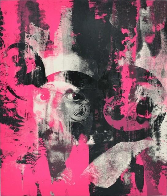Takashi Murakami, 'Glance past the future (Murakami x Abloh)', 2018, Lougher Contemporary