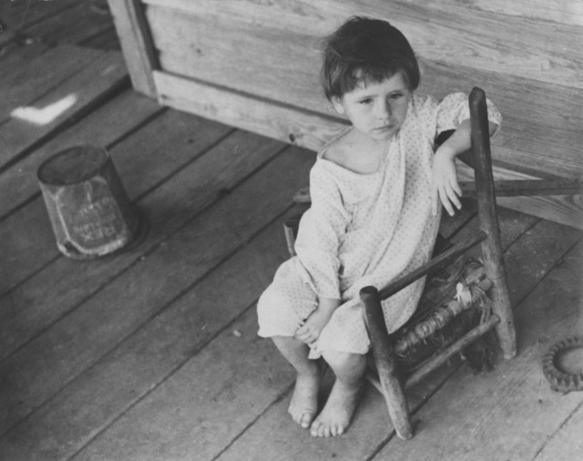 Walker Evans, 'Laura Minnie Lee Tengle, Hale County, Alabama,' 1936, Robert Klein Gallery
