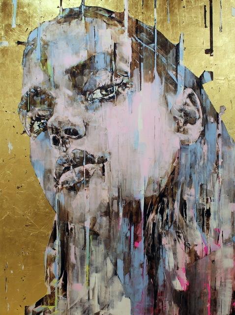 , 'Supergold Paulina,' 2017, Ransom Art