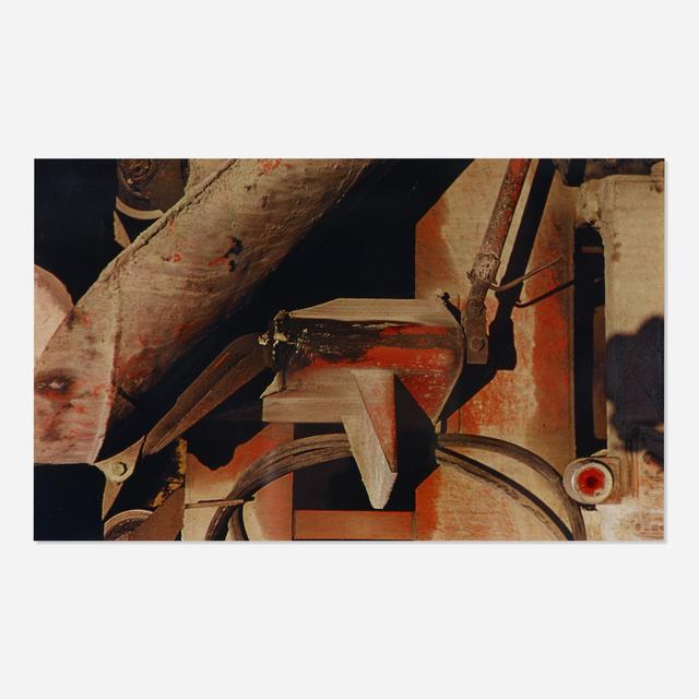 Arthur Siegel, 'Cement Mixer', 1953, Wright