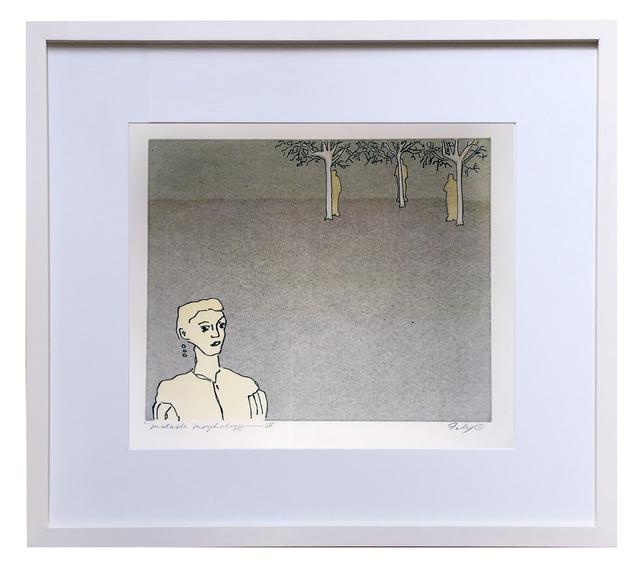 , 'Mutable Morphology 4,' ca. 1990, Benjaman Gallery Group