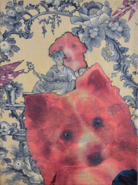 Barbara Strasen, 'Toile Two Poms', 2000, Ethos Contemporary Art