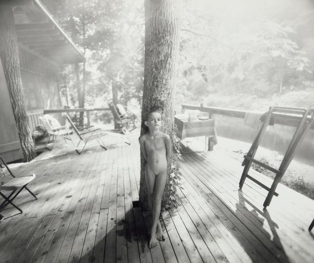 Sally Mann, 'Jessie at 6', 1988, Photography, Gelatin silver print., Phillips