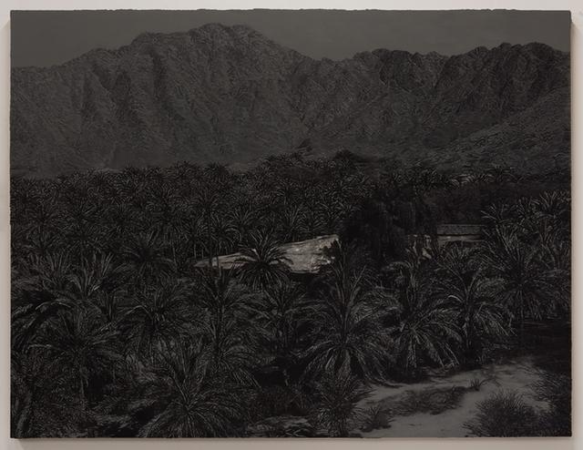 , 'Sacred Garden II,' 2017, Aicon Gallery