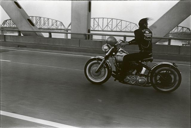 , 'Crossing the Ohio, Louisville,' 1966, Edwynn Houk Gallery