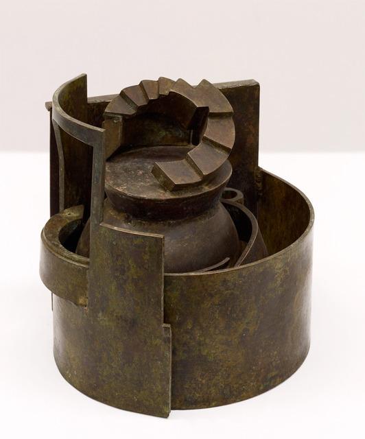 , 'Turret,' 2011, C. Grimaldis Gallery