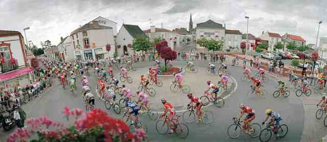 , 'France, Saint Macaire, Tour de France.,' 2000, Anastasia Photo