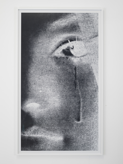 Anne Collier, 'Crying (Negative)', 2017, Studio Voltaire