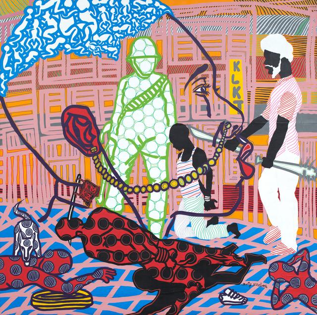 , 'Zombi,' 2018, Jack Bell Gallery