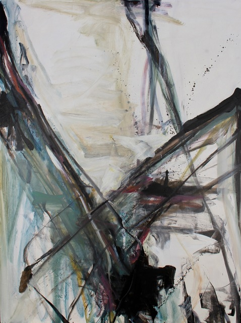 , 'Crossing,' 2018, Friesen Gallery