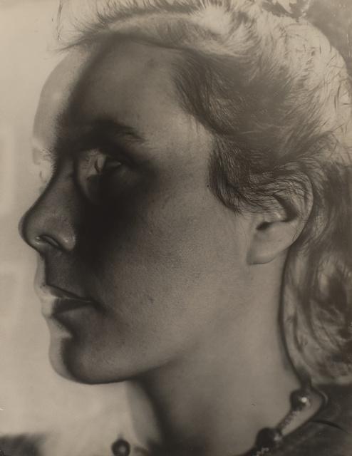 Gyorgy Kepes, 'Untitled (Portrait)', ca. 1939, Robert Koch Gallery