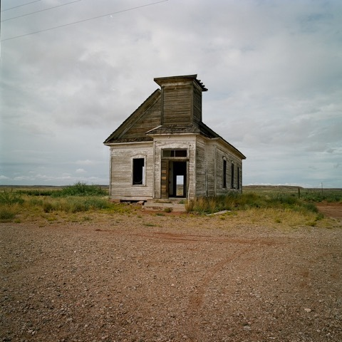 , 'Lonely Church. New Mexico,' 2014, Barry Whistler Gallery