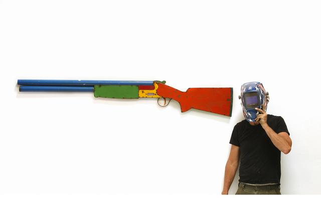 David Buckingham, 'Dick Cheney (28-gauge shotgun) ', 2016, Artist's Proof