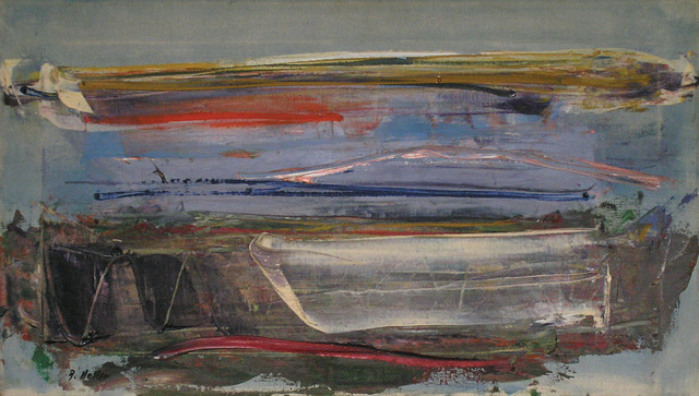 , 'Mood of The Sea,' 1957, Walter Wickiser Gallery