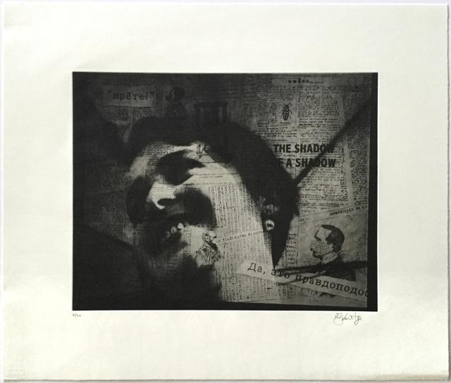 William Kentridge, 'Lady's Face (from Nose Portfolio)', 2010, Jim Kempner Fine Art