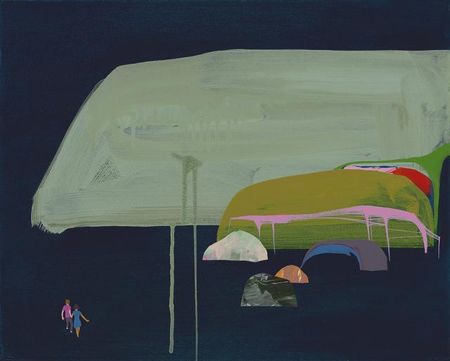 , 'Into the Deep,' 2016, Hashimoto Contemporary