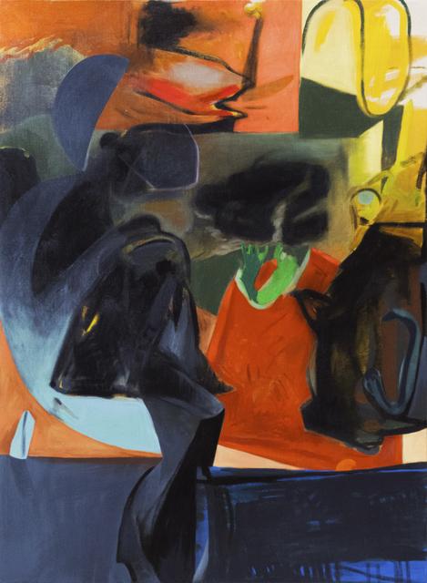 , 'Sunday Morning,' 2017, Corkin Gallery