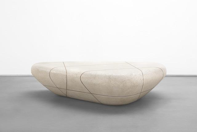 , 'PDT (table),' 2015, Noguchi Museum
