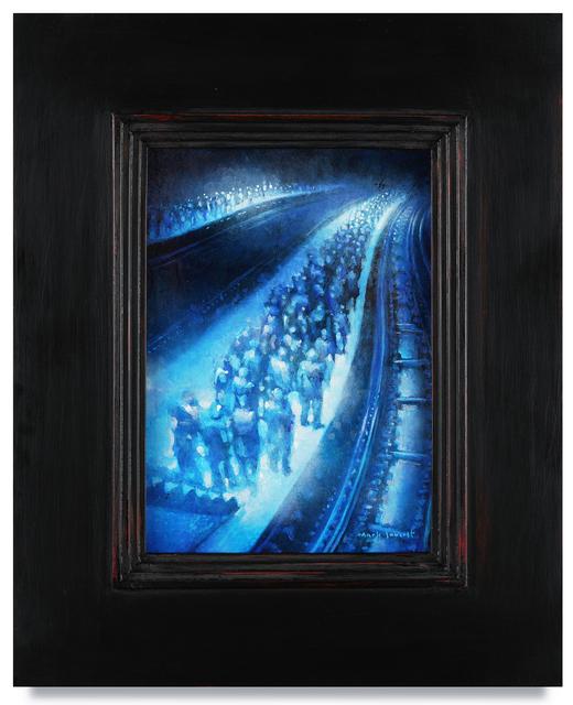 , 'Underground Platforms,' 2018, Kohn Gallery