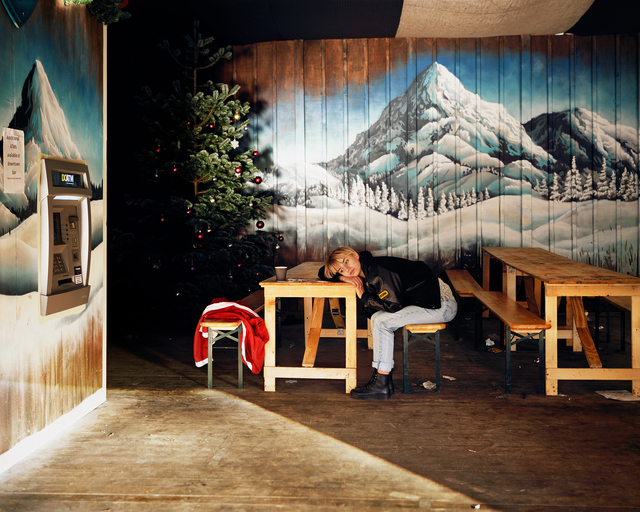, 'Winterville,' 2015, The Photographers' Gallery