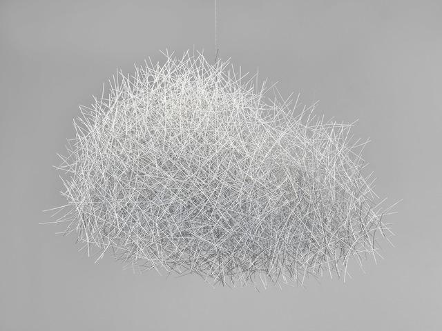 , 'White Cloud II,' 2018, De Buck Gallery