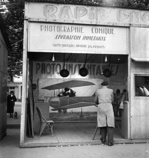 , 'Photographie Aérienne,' 1950, Holden Luntz Gallery