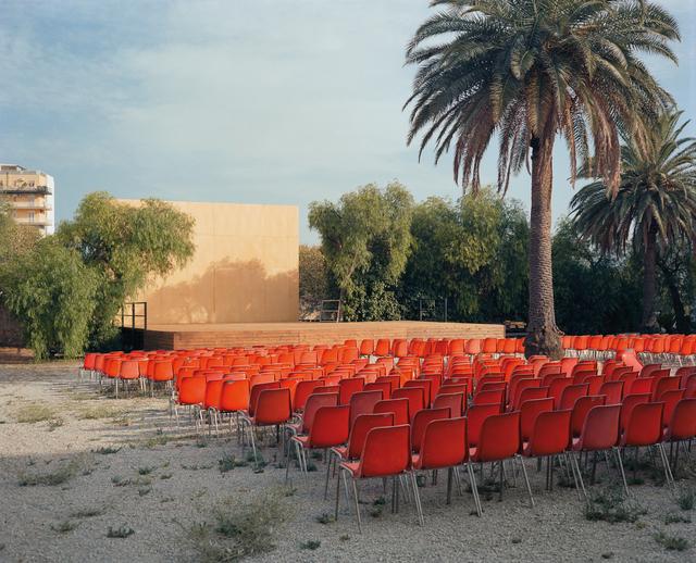 , 'Open Air Screen, Palermo,' 2007, Museum Kunstpalast
