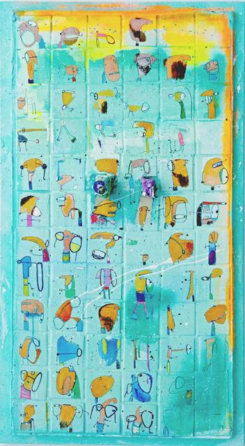 , 'Resilencia,' 2016, Allouche Gallery