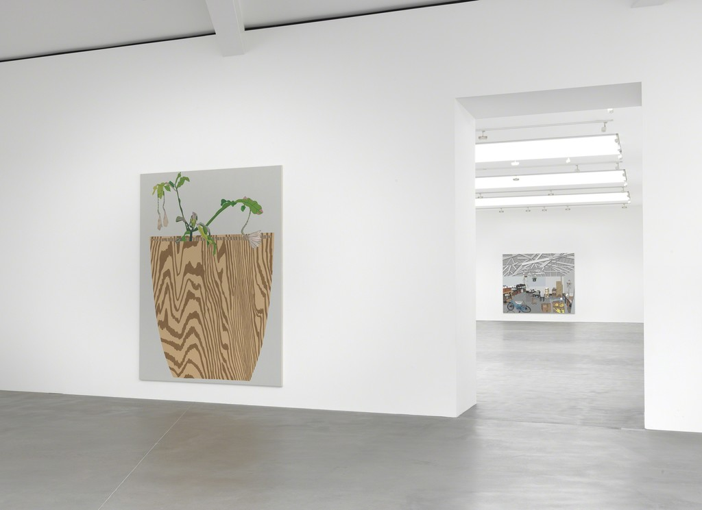 All artworks © Jonas Wood. Courtesy the artist and Gagosian Gallery. Installation photography: Mike Bruce.